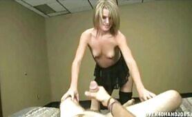 MILF Stripper Handjob